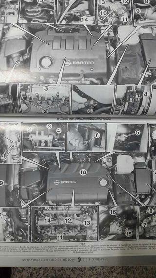 manual de taller opel astra h y astra gtc motores diesel de segunda rh es wallapop com manual de taller opel astra h pdf manual de taller opel astra gtc