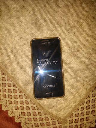 Teléfono móvil Samsung A3 2016