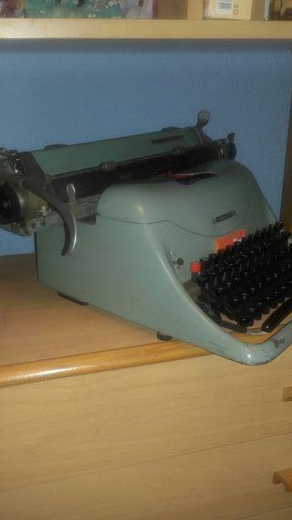 maquina escribir olivetti lettera