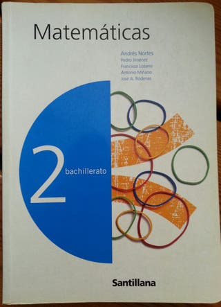 Libro texto 2BACHILLERATO CIENCIA SALUD/TECNO
