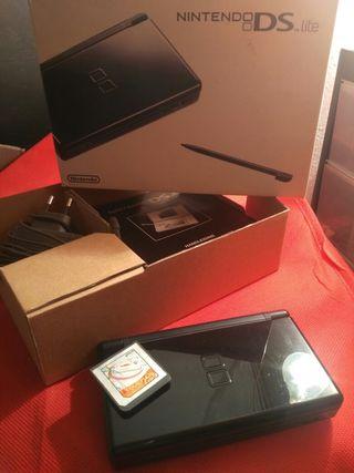 Nintendo DS Lite + Cartucho