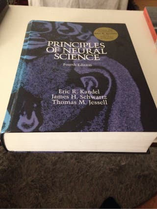 Principles of neural science-4th edition