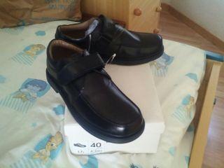zapatos de colegial