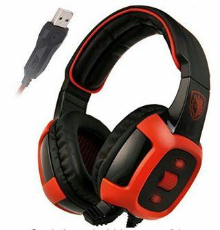 auriculares gaming 7.1 (nuevos)