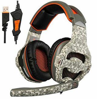 auriculares gaming (nuevos)