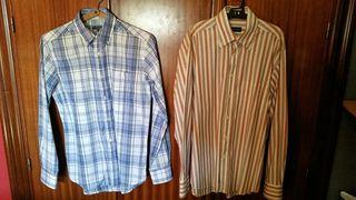 Lote de 2 camisas