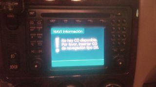 cd navegador ml w163