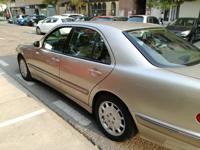 Mercedes-benz Clase E 240 año 2001