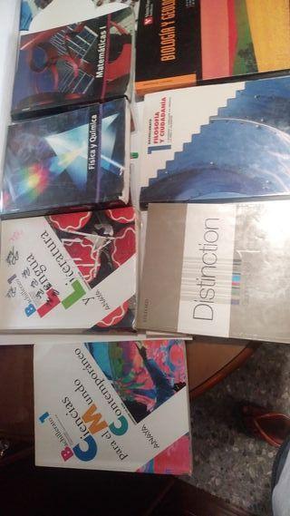 Libros 1 bachillerato