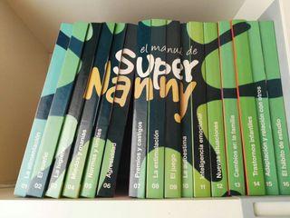 libros super nanny