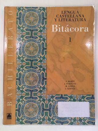 Libro Lengua Cast Bitácora 1