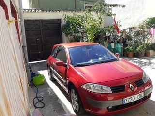 Renault Megane 2002 gasolina 1.6 16 v