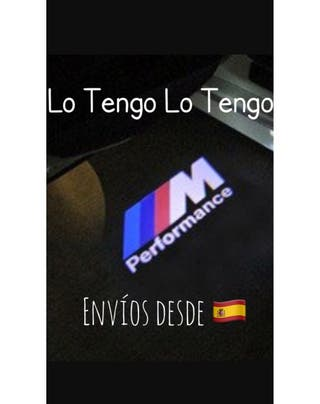 Set 2 Luces Cortesia BMW M Performance