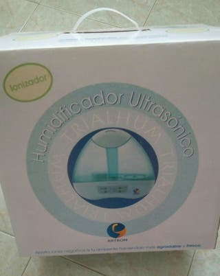 vendo humidificador ultrasónico
