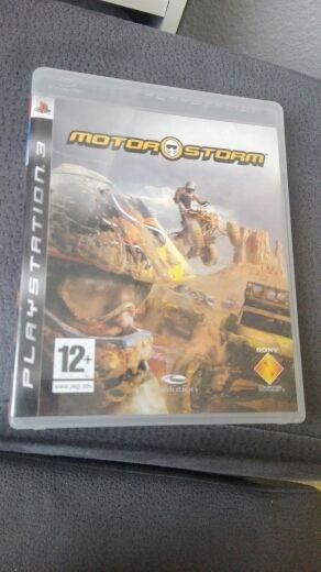 Juego 'Motor Storm' Play 3