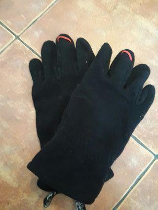 guantes cortaviento