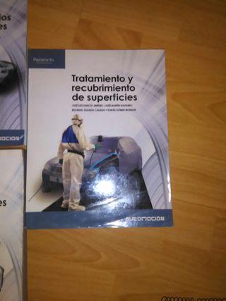Libros automocion/ chapa