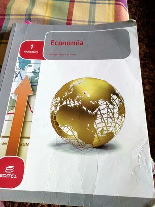 1 Bachillerato,Libro de economía