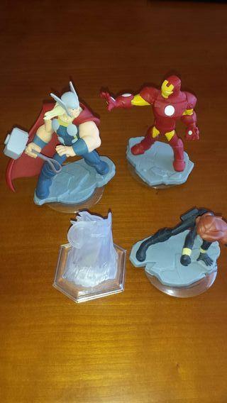Disney Infinity - Marvel Super Heroes (Wii U)