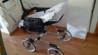 carro de bebe inglesina silla y capazo