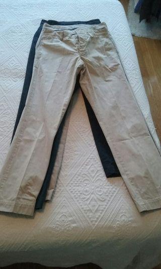Pantalones Hackett