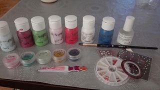 kit decoracion uñas