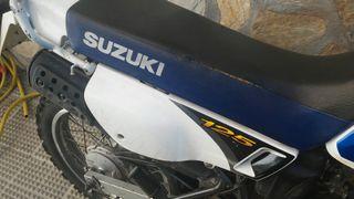 escape suzuki dr 125