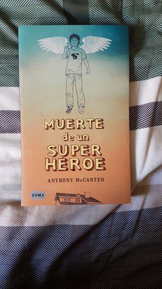 Libro de Anthony McCarten