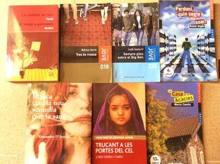 Libros lectura ESO