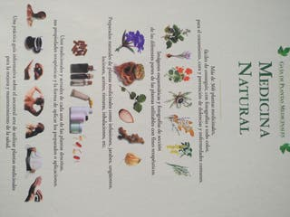 Enciclopedia medicina Natural