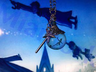 Colgante de Peter Pan