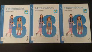 Matemáticas 6° primaria Santillana