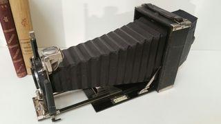 Gran cámara de placas de gran formato