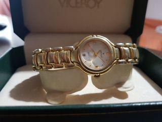 reloj viceroy chapado