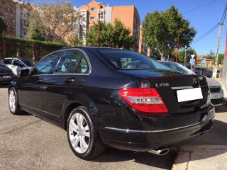 Mercedes-benz Clase C 250 CGI Aut., bixenon, park.