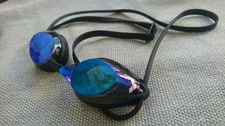 Gafas de natacion arena con grados (izq 4, der 6)