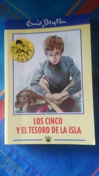 Libro de los cinco.