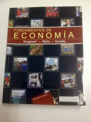 Fundamentos de Economía Krugman UIB