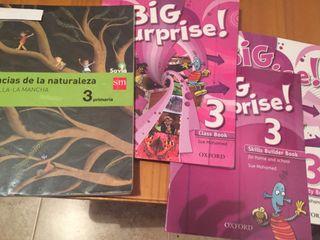 Libros de 3 de E.Primaria