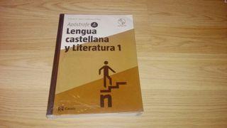 LIBRO DE LENGUA 1° BACHILLERATO