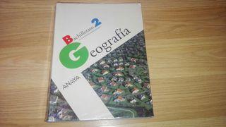 LIBRO DE GEOGRAFÍA 2° BACHILLERATO