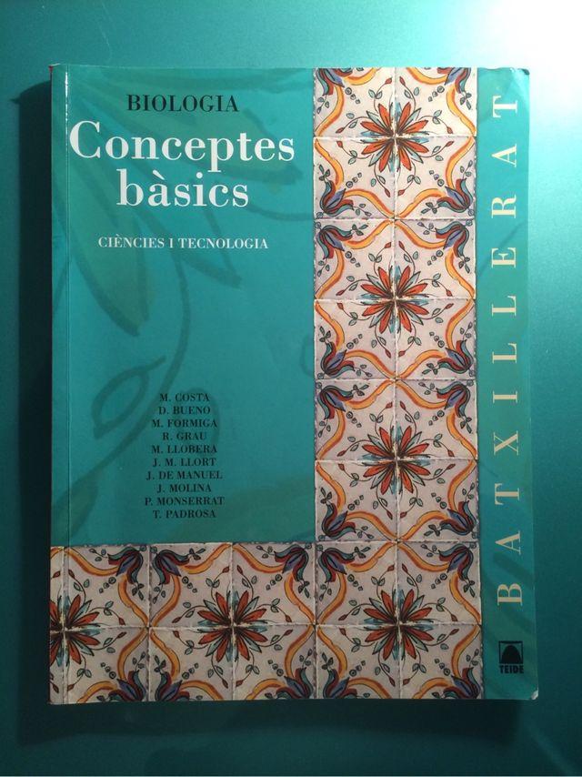 Biologia Conceptes bàsics