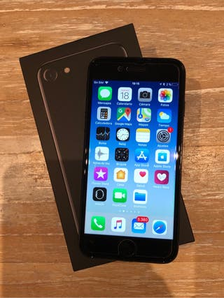 iPhone 7 128 Negro Brillante