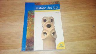 LIBRO DE HISTORIA DEL ARTE 2° BACHILLERATO