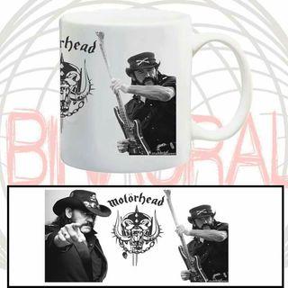 taza Motorhead Lemmy Kilmister