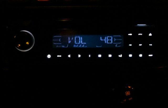 Vieta tactil autoradio
