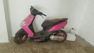 moto despiece jog rr