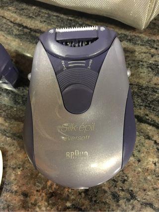 Depiladora Braun Silkepil