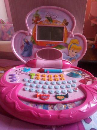 ordenador infantil disney