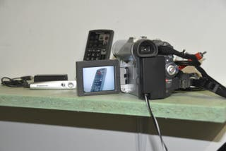 camara de video miniDV Panasonic